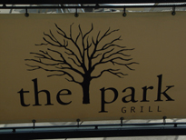 Park Grill Outdoor Seating